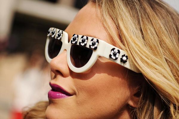Неделя Моды в Нью-Йорке, уличный стиль