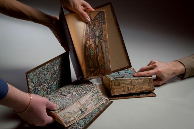 Магическое искусство: исчезающие иллюстрации