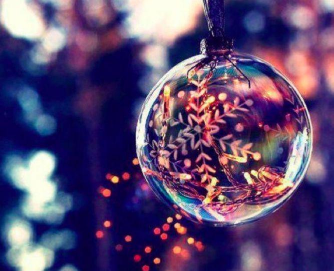 Полный хенд-мейд: идеи рождественских украшений дома и елки