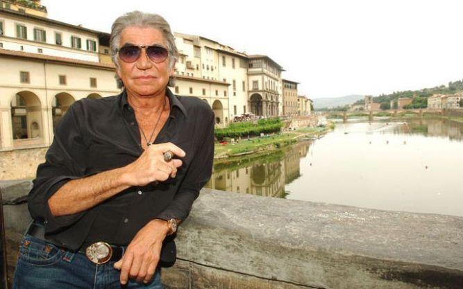 Роберто Кавалли критикует Versace