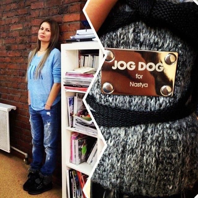 """""""Собака на пробежке"""": новые модные кеды Jog Dog"""