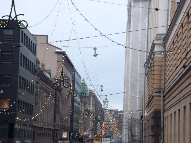 Две скандинавские столицы