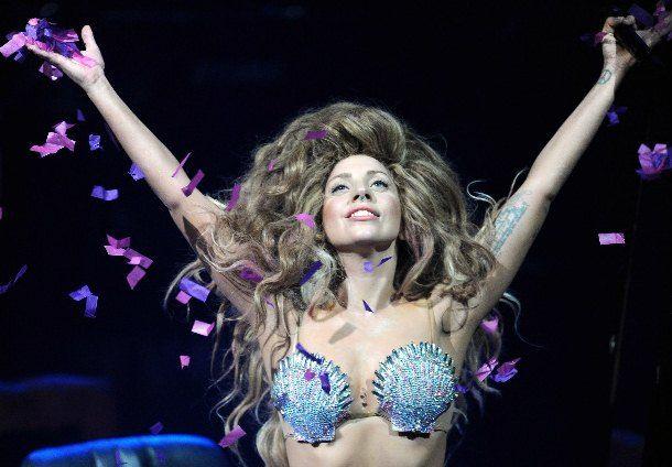 О мой лайв: лучшие живые выступления Леди Гага