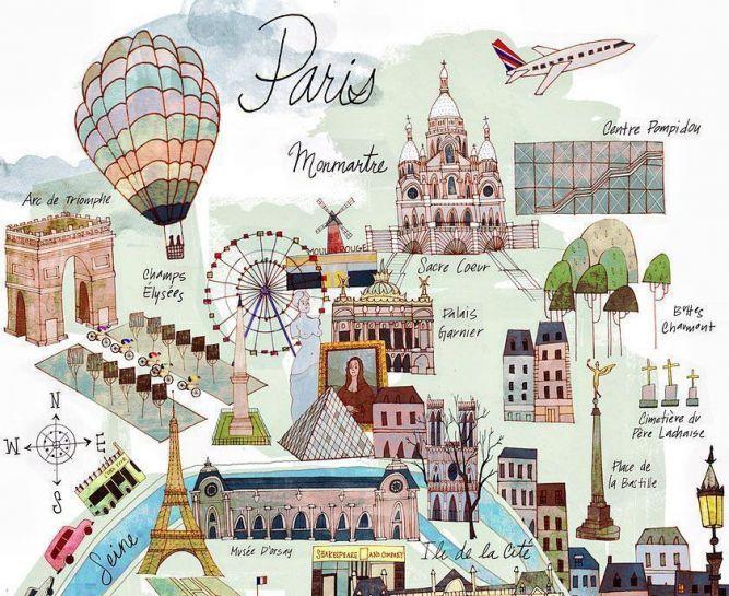 Интересные и занимательные факты о Франции, о которых мало кто знает