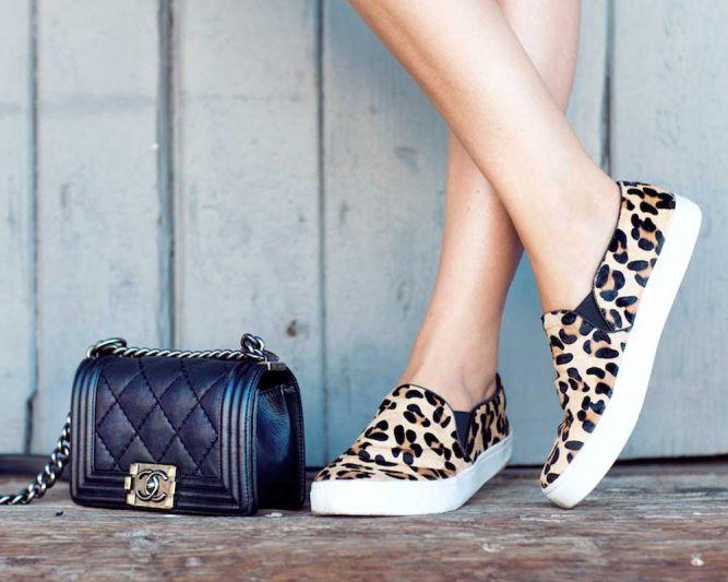 Модная обувь как называется