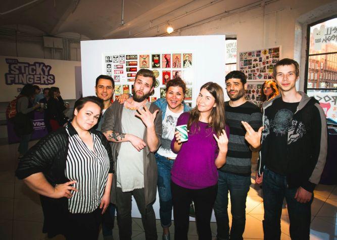 VIBER подвел итог масштабному состязанию молодых художников