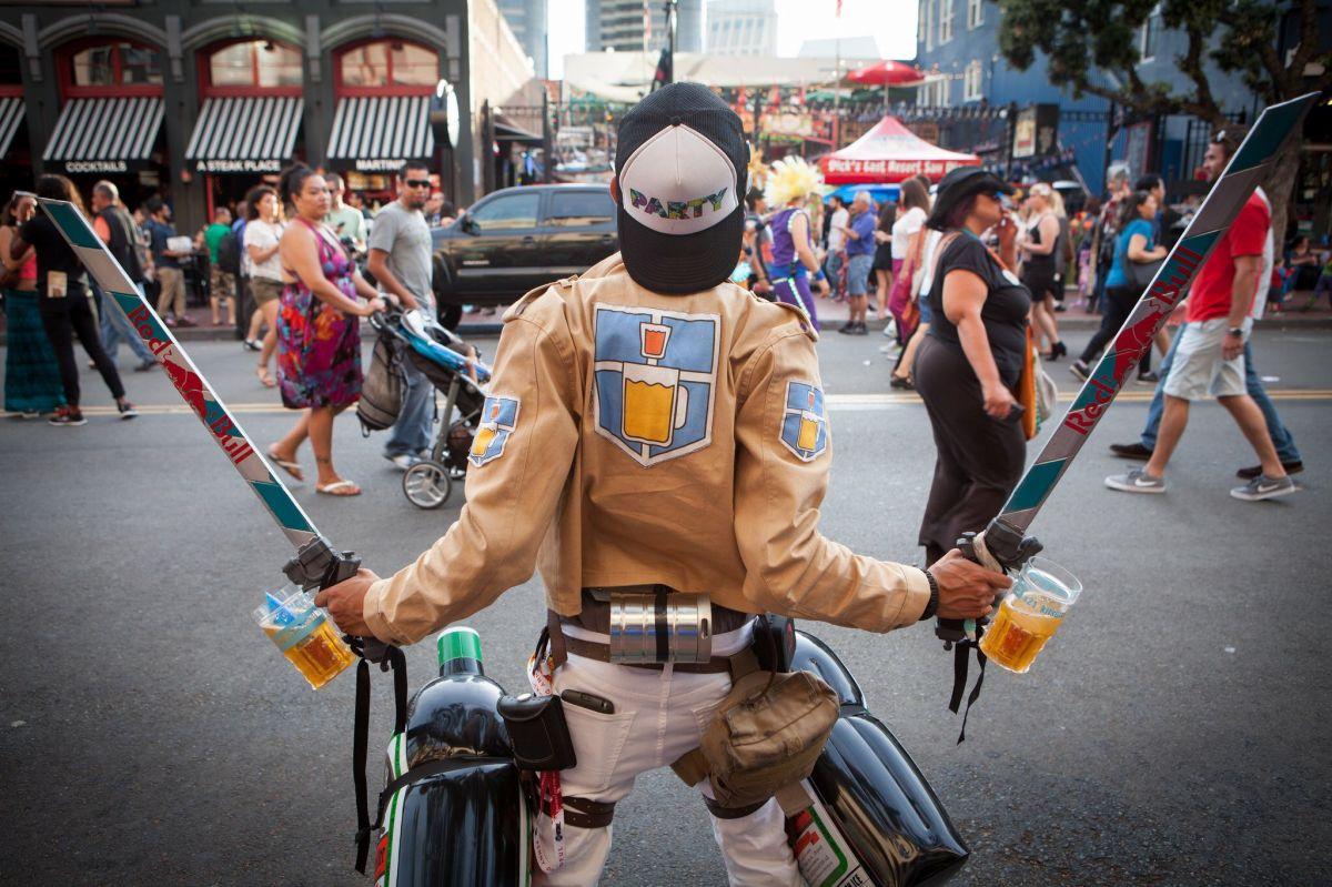 Лучшие костюмы Comic-Con 2015