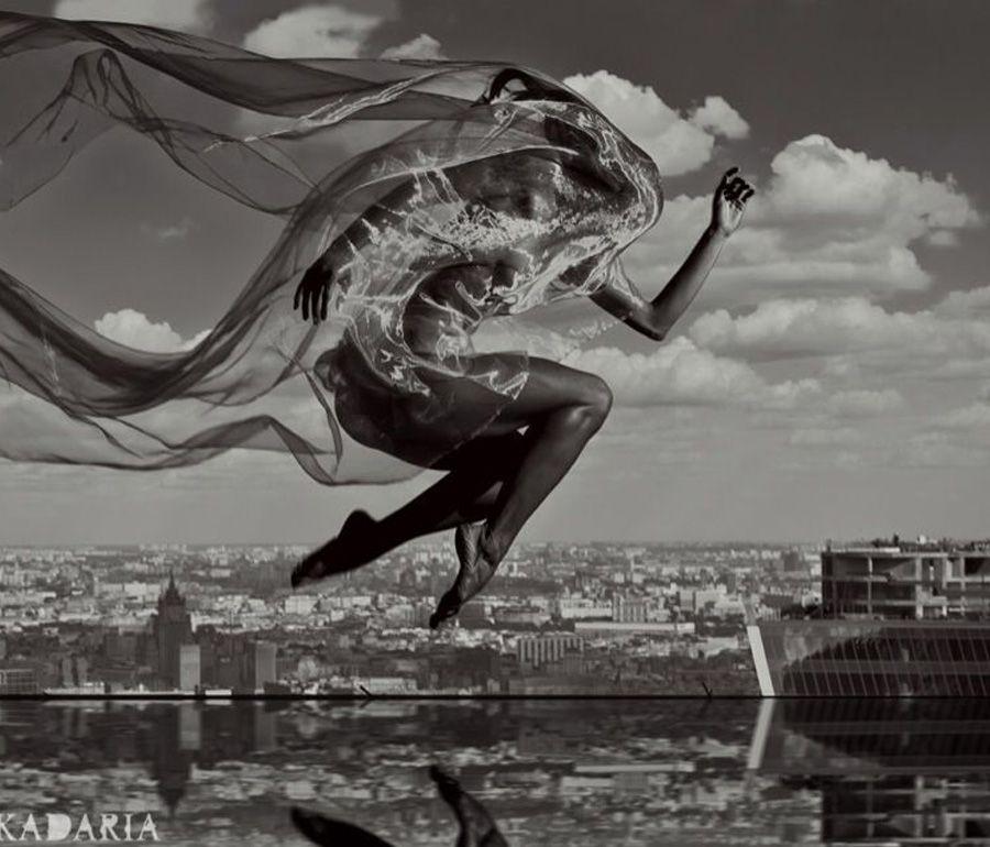 Фото-выставка «Levitas» из трилогии «Земля, Воздух, Огонь»