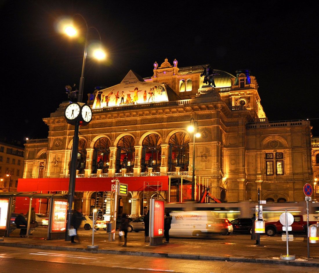 В Вене 4 февраля состоится Венский оперный бал