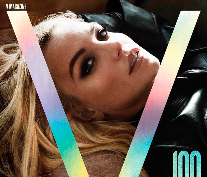 Воу, воу, полегче! Бритни Спирс в V Magazine