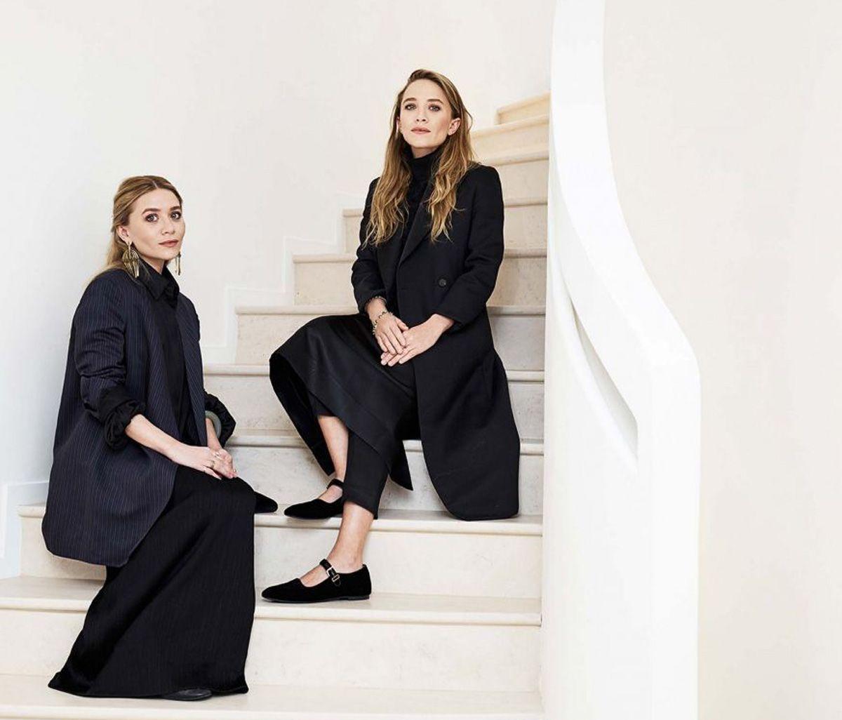 Богемный шок во всём: сёстры Олсен открыли первый монобрендовый бутик в Нью Йорке