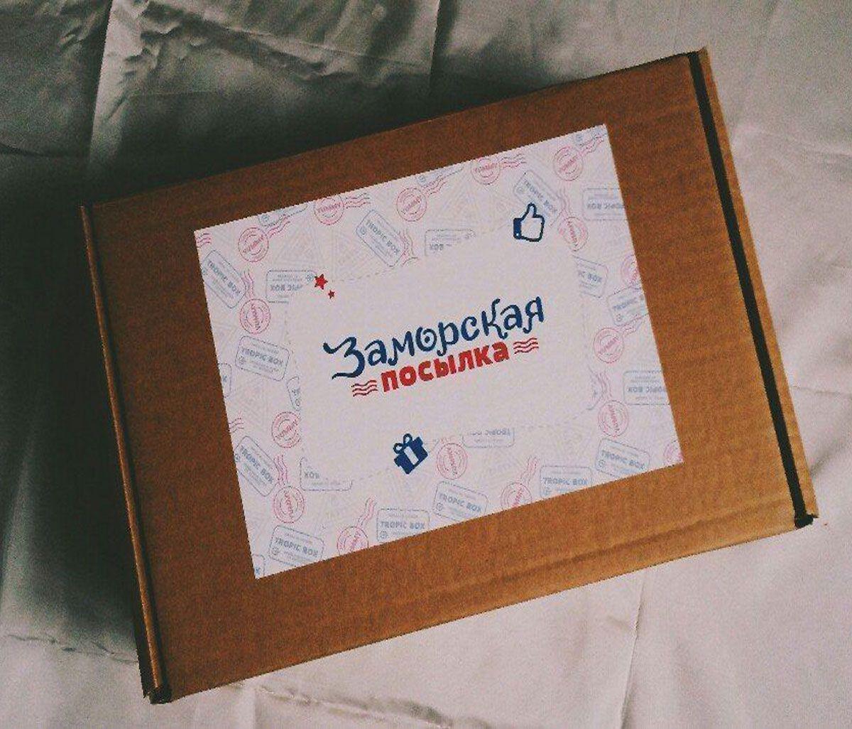 Личный опыт: коробочный сервис со сладостями из Японии