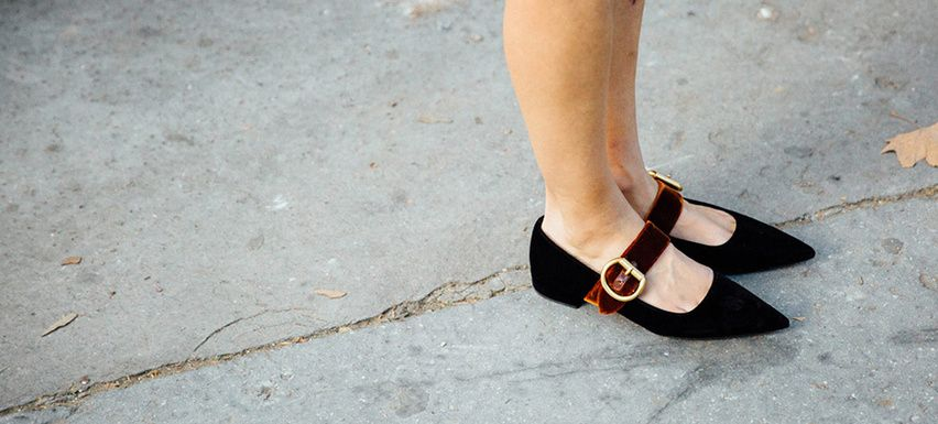 Mary Janes: носить или не носить?