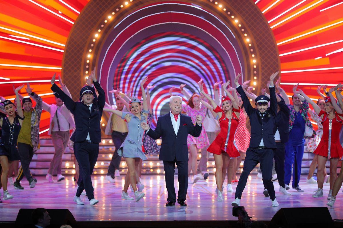 Состоялся Юбилейный вечер, посвященный 70-летию  народного артиста России Владимира Винокура!