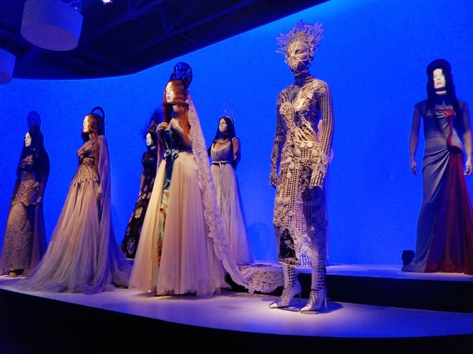 The Fashion World of Jean Paul Gaultier: From the Sidewalk to the Catwalk в Стокгольме!