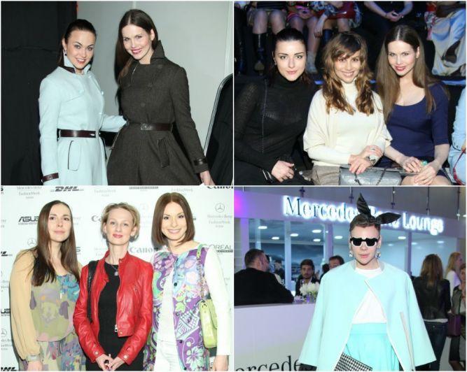 Неделя моды в Москве: день четвертый