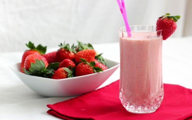 коктейли молочные с соком мороженое рецепты