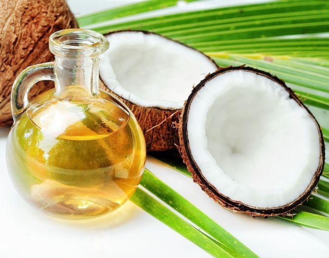 Картинки по запросу coconut oil for hair