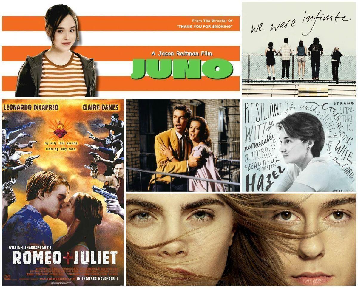 Фильмы про любовь и первый секс