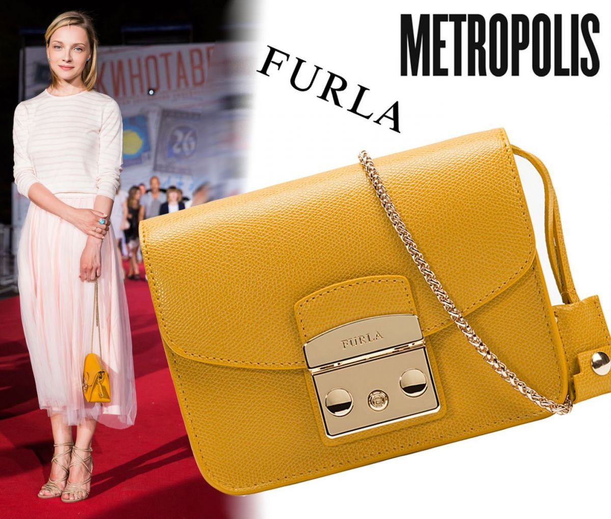 9c61761a5661 Сумка мечты: FURLA Metropolis | Мода | i-gency.ru