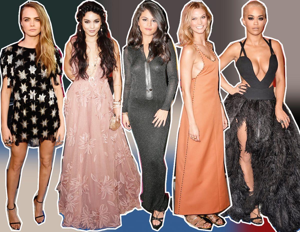 Самые запоминающиеся наряды 2015 MTV Video Music Awards