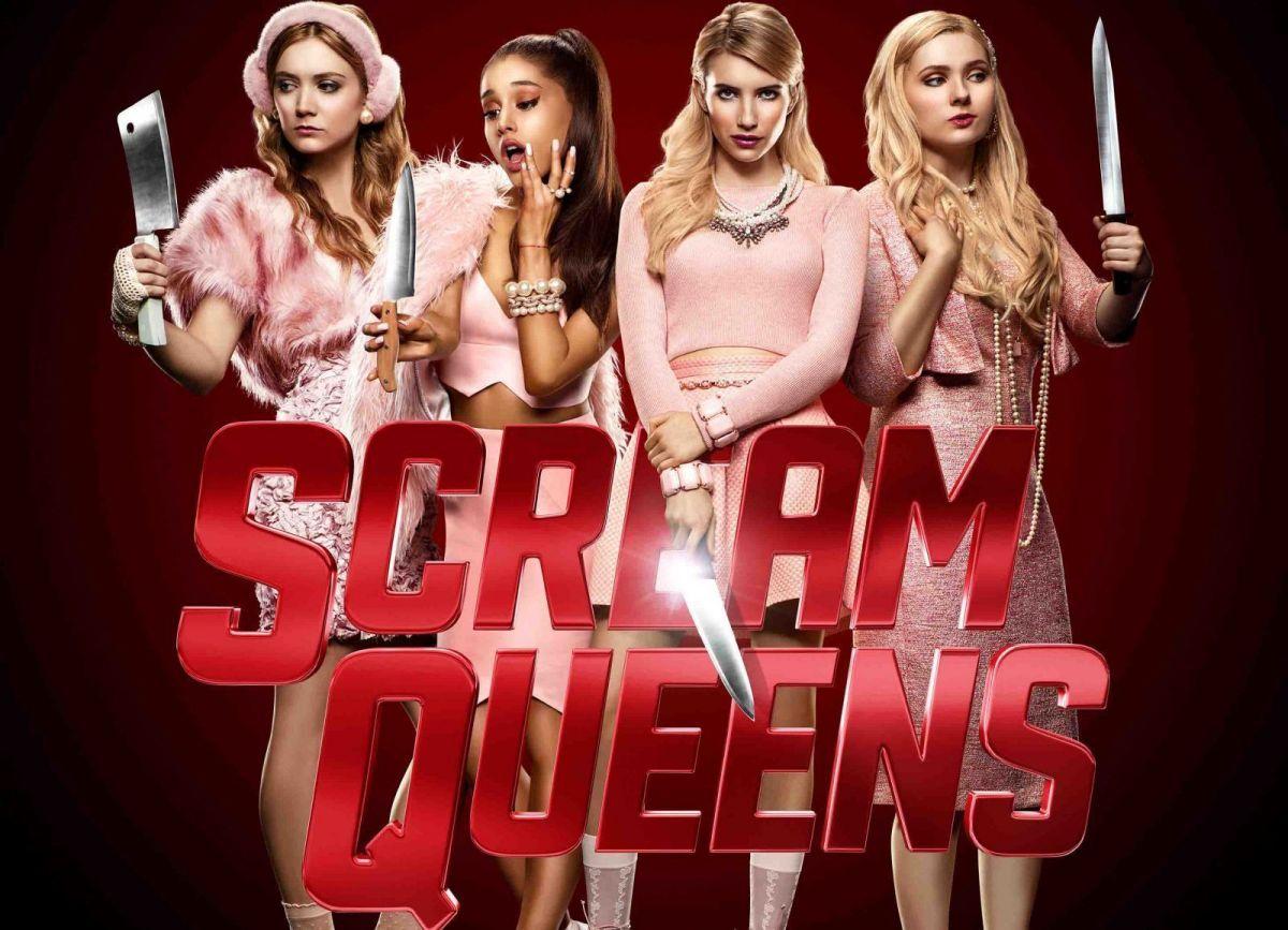 королевы крика смотреть фильм