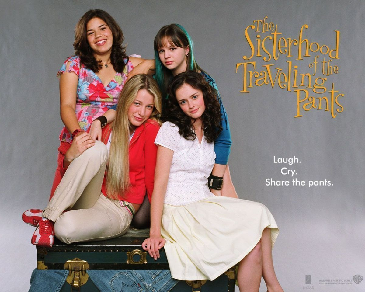 Not a Drill The Sisterhood of the Traveling Pants Is