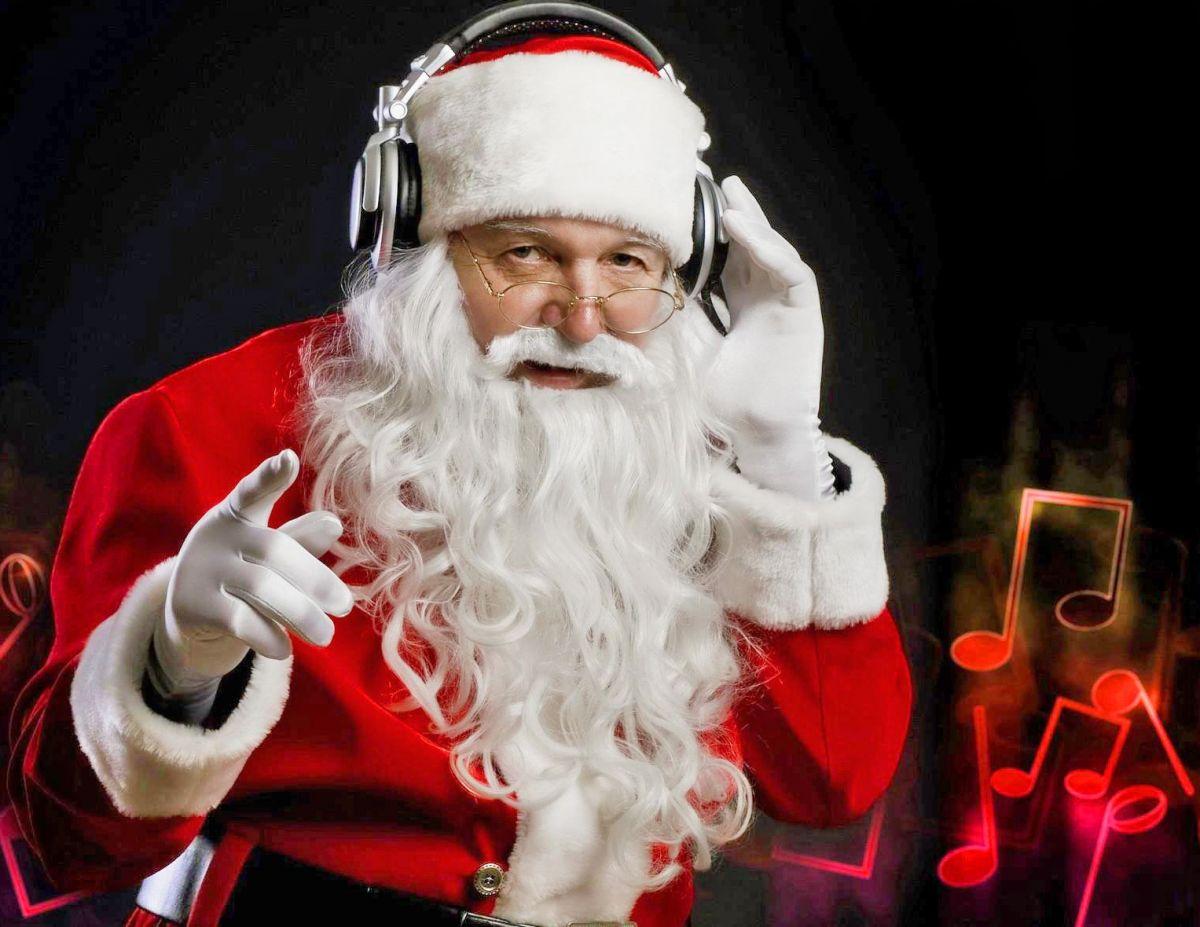 Музыкальный микс на новый год
