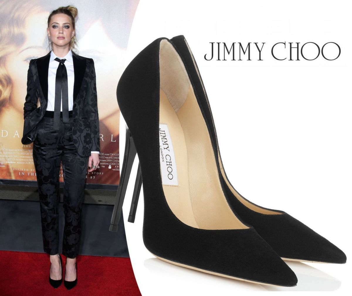 Туфли недели: Jimmy Choo