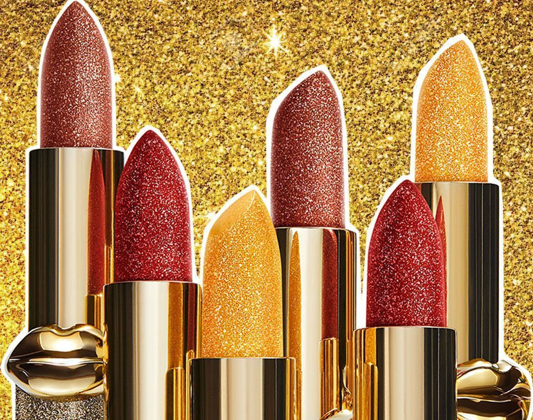 Golden hour: BLITZTRANCE™ LIPSTICK от Pat McGrath