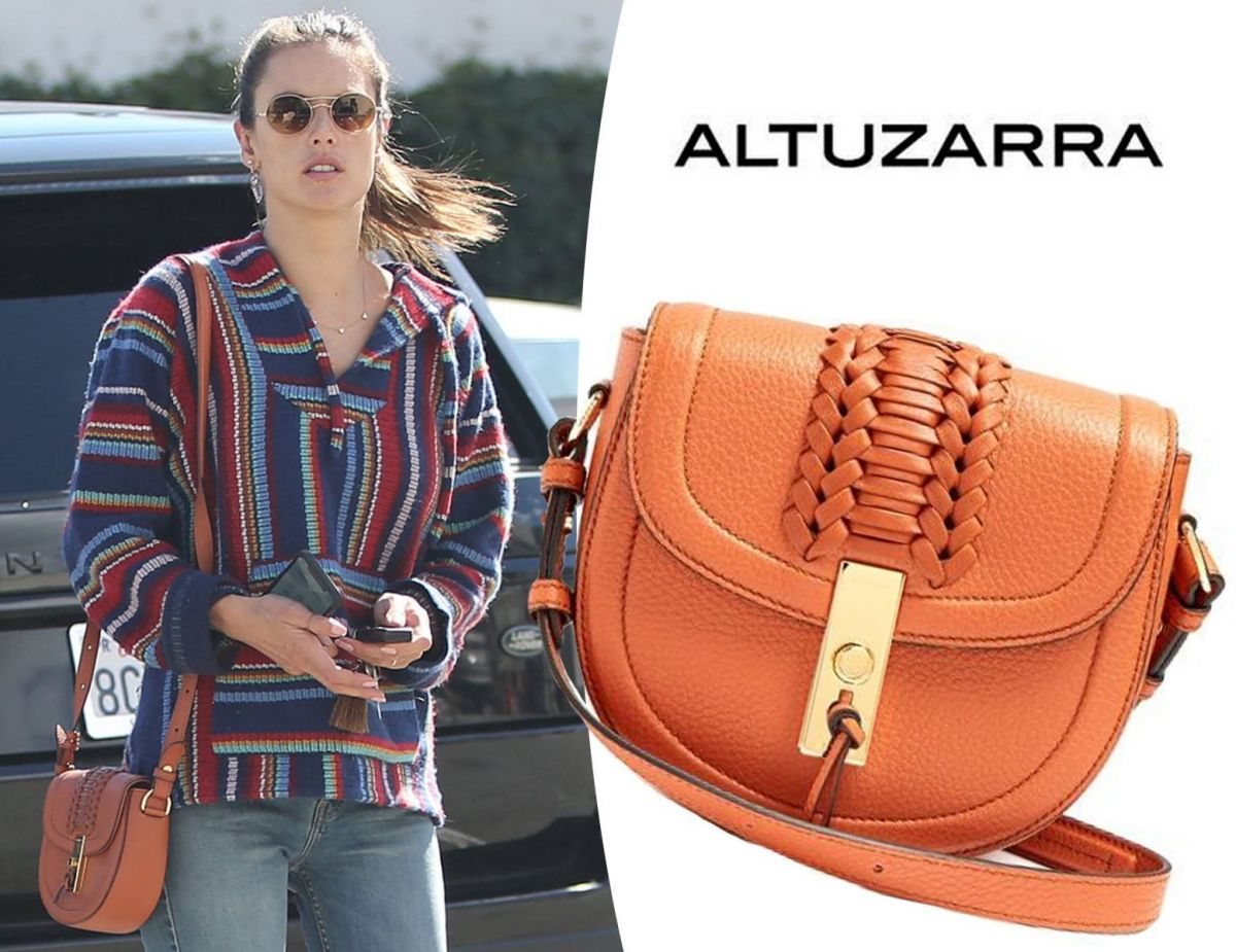 Сумка мечты: Altuzarra Braided Bag