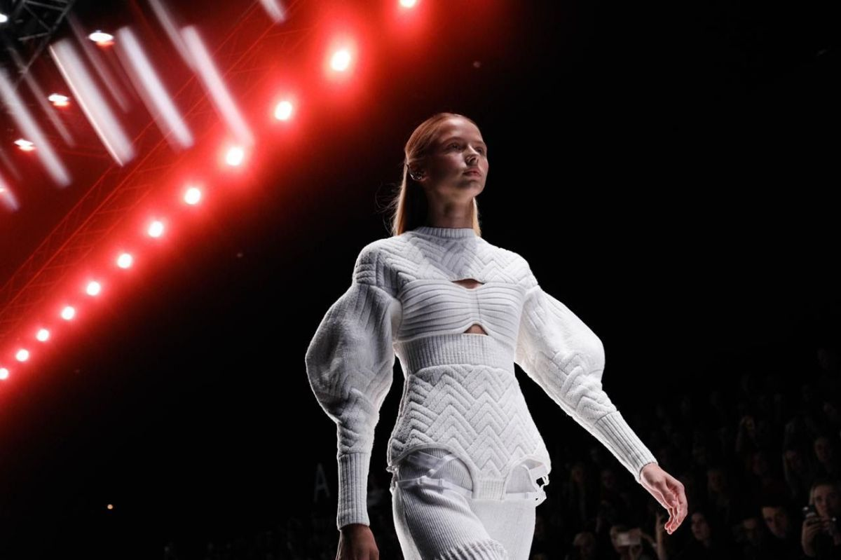 MERCEDES-BENZ FASHION WEEK RUSSIA: день первый