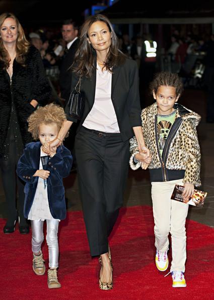 Thandie newton kids 2013