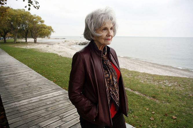 the nature of arrogance in boys and girls by alice munro