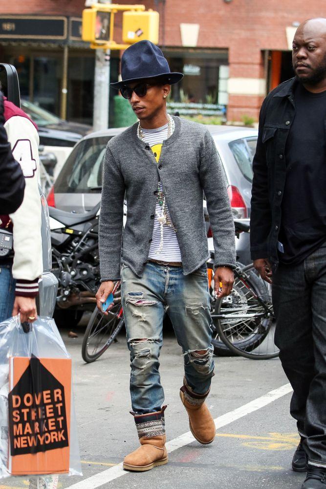 Модные мужские угги