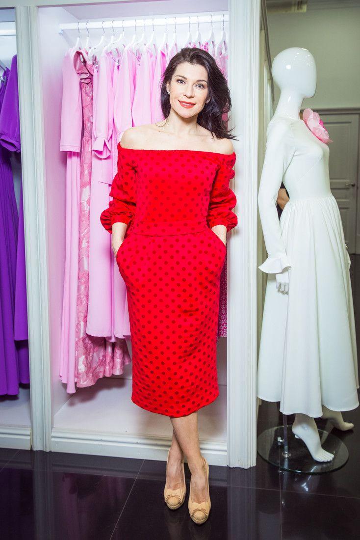 Екатерина волкова в платьях