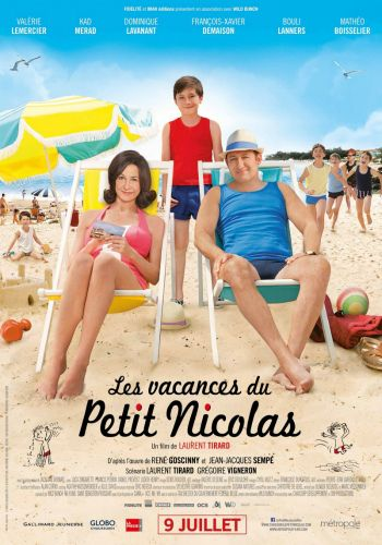 I Love Films In Which The World Is Shown Through Eyes Of Children With All Their Exaggerated Fears And Zamorochki Little Nicolas Conquered Me