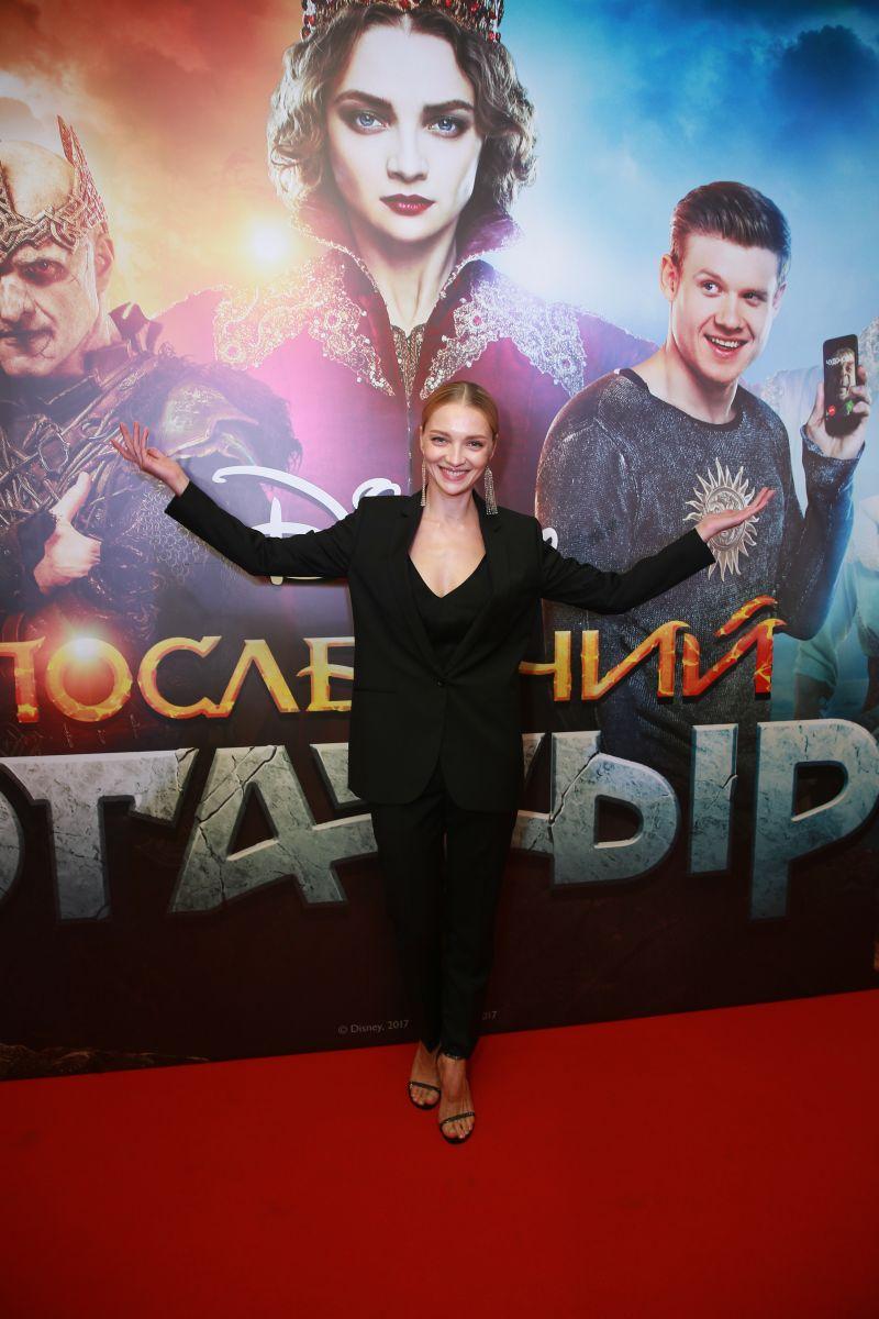 Ekaterina Vilkova and Ilya Lyubimov showed grown children