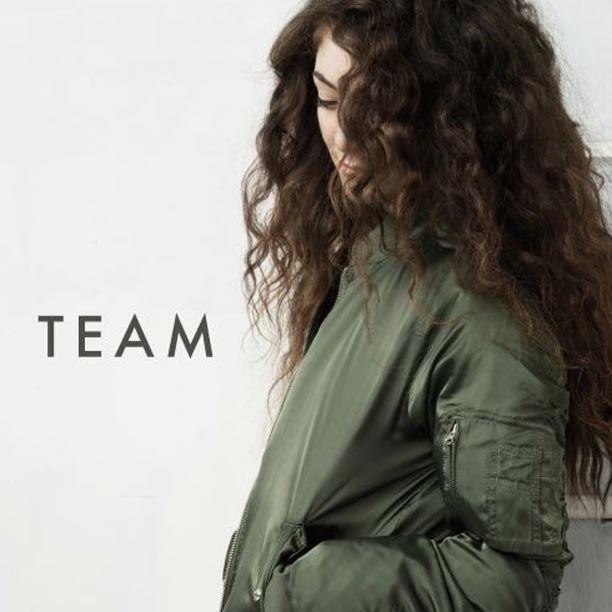 Блог Саши Гурковой. Новый клип Lorde.