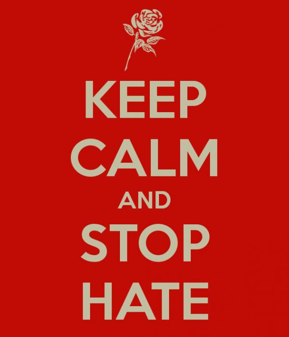 Ненависть - это слепое чувство