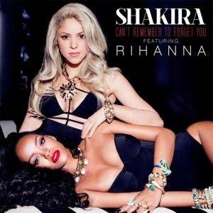Шакира и Рианна записали совместную песню