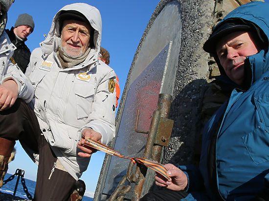 """""""Арктика-2015"""": масштабная экспедиция с Николаем Дроздовым"""