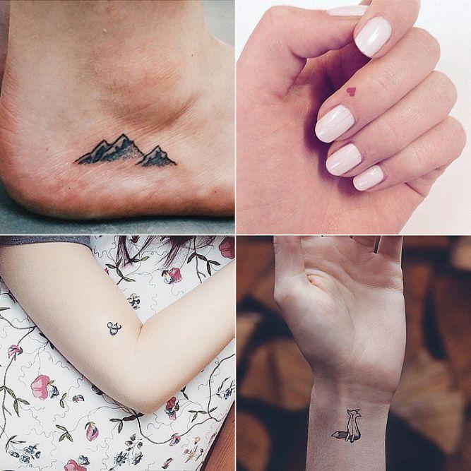 Идеи для первой татуировки
