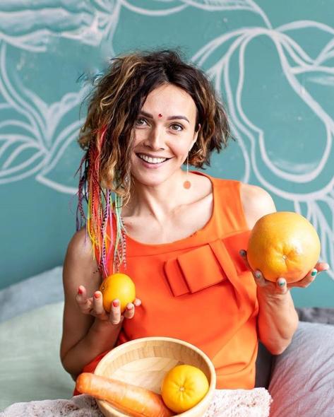 Как оранжевые продукты влияют на наше самочувствие?