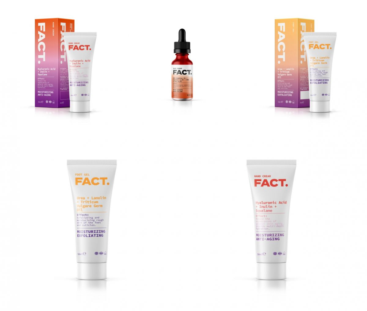Pick of the week: новая линейка Body Care от FACT.